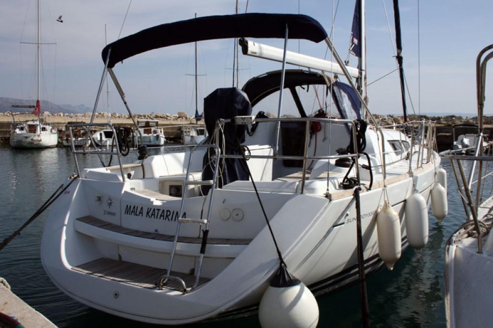Jeanneau Sun Odyssey 36i entre particuliers et professionnel à Croatie