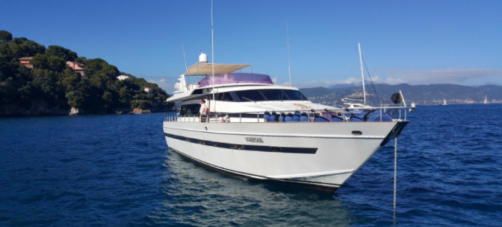 Noleggio yacht Napoli - Akhir 22 metri su SamBoat