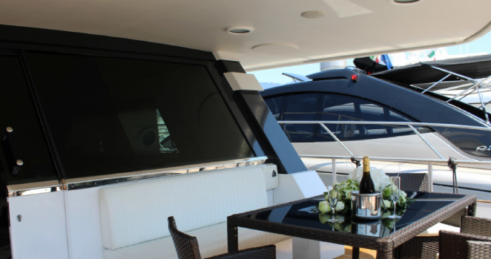 noleggio Yacht Napoli - Akhir 22 metri