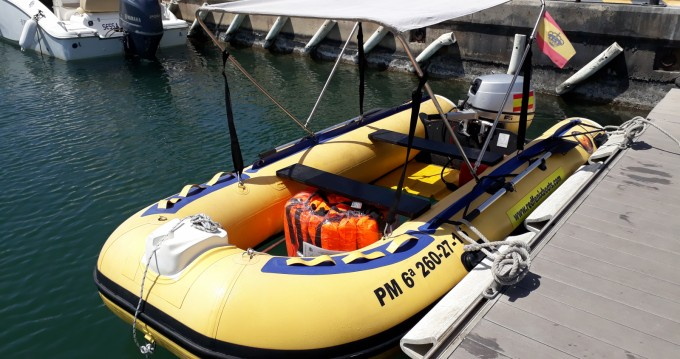 Boat rental Weihai Noah Yacht Co., Ltd RXK-390PC in Campos on Samboat