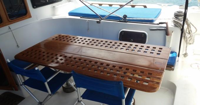 Location Catamaran Jeanneau avec permis