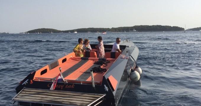 Location bateau Split pas cher Cougar 50