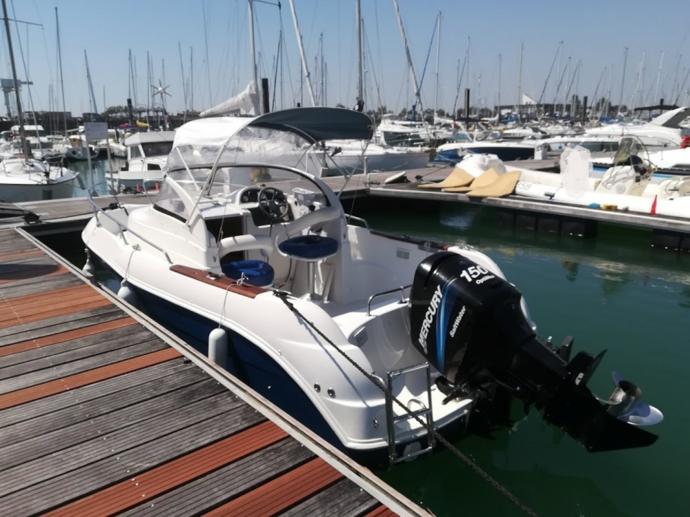 Rental yacht La Rochelle - Quicksilver Quicksilver 630 WA on SamBoat