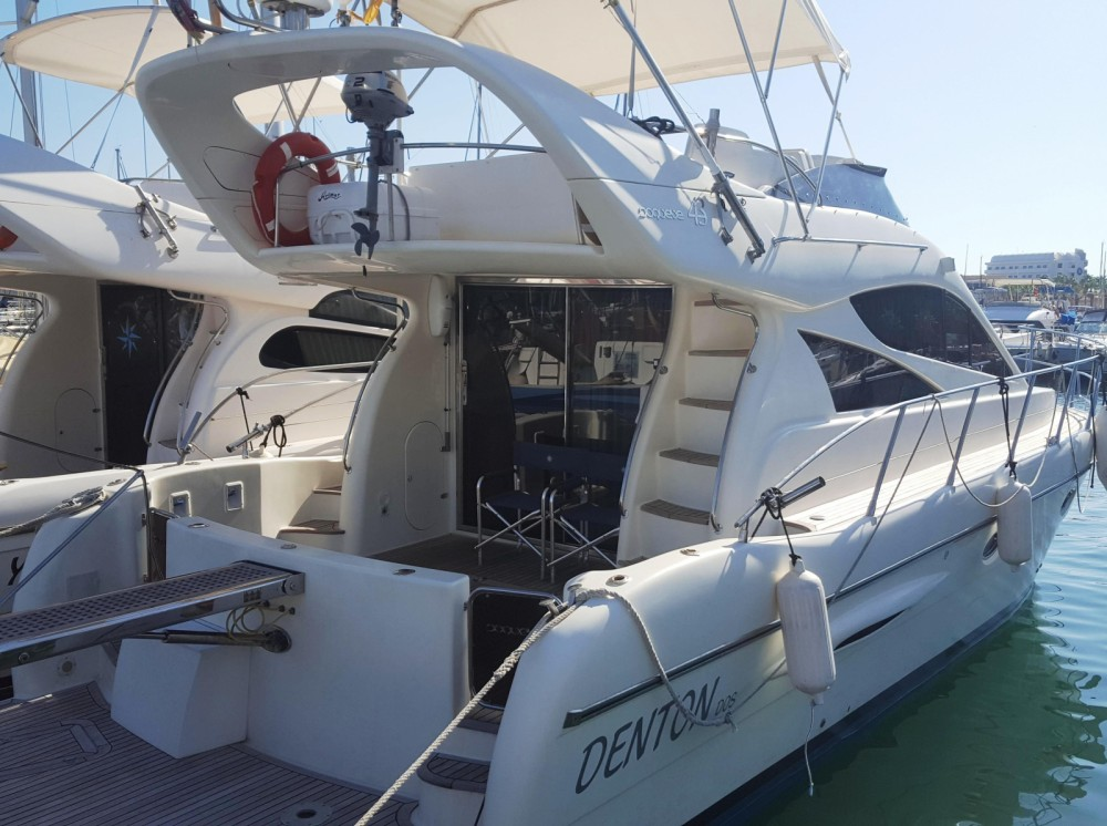 Hire Yacht with or without skipper Doqueve Alicante