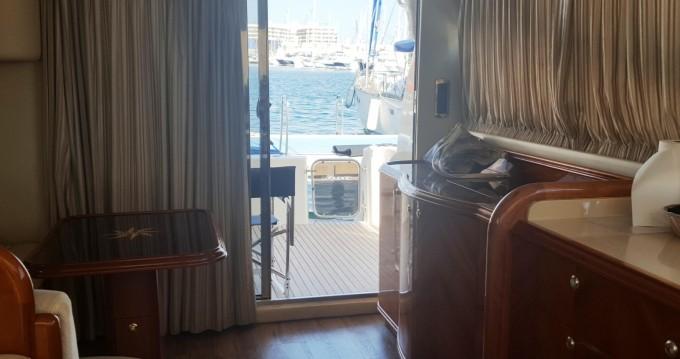 Location Yacht à Alicante - Doqueve 43