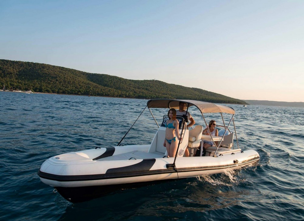 Schlauchboot mieten in Split - Vento 675
