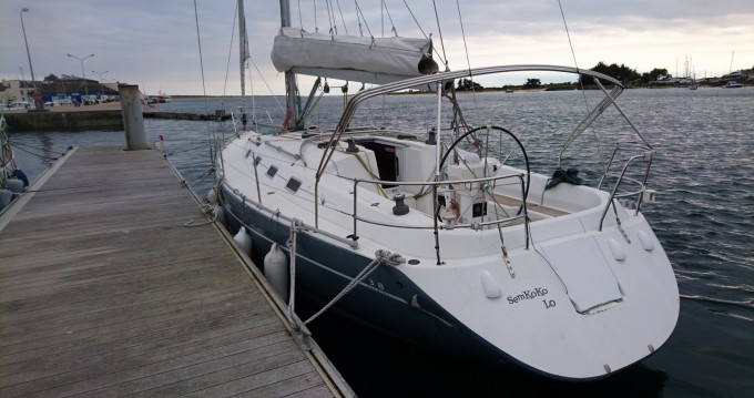 Location yacht à Locmiquélic - Poncin Yachts Harmony 38 sur SamBoat
