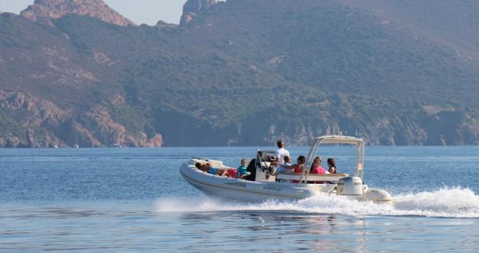 Location bateau Ajaccio pas cher BSC 75