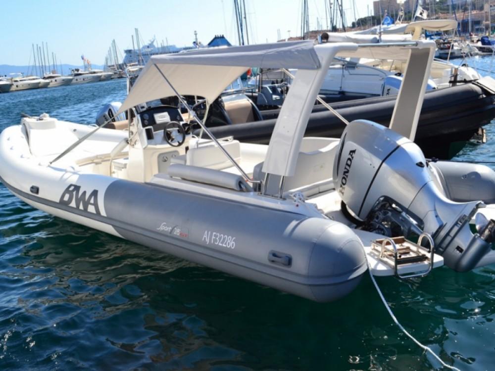 Bwa Sport 28 GT entre particuliers et professionnel à Ajaccio