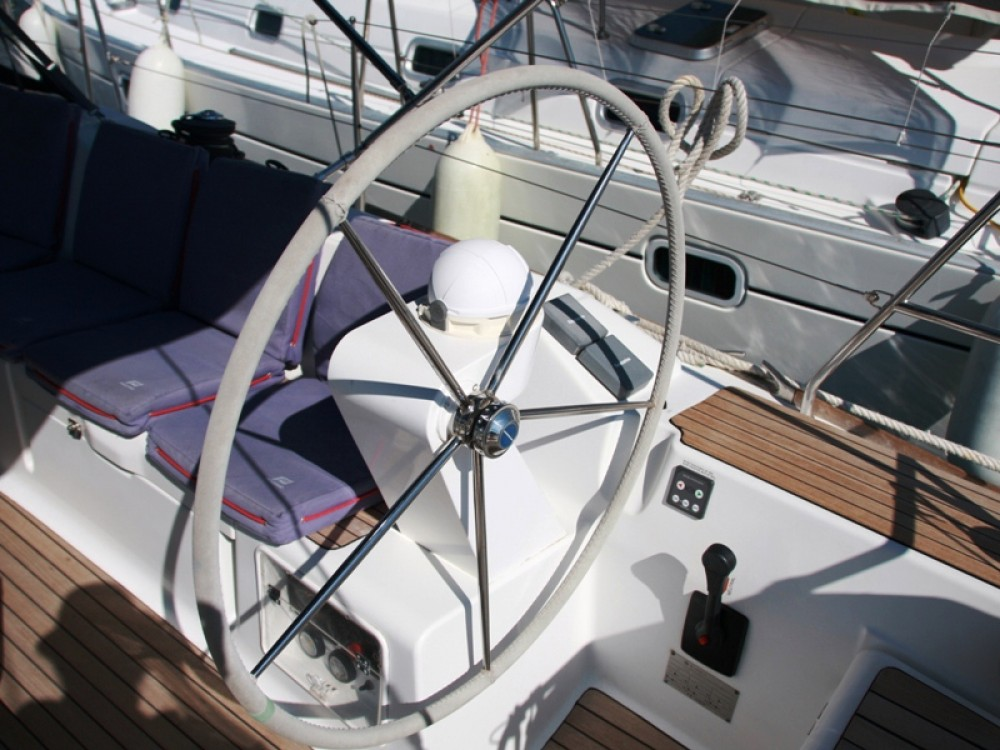 Rental Sailboat in Marmaris - Jeanneau Sun Odyssey 49