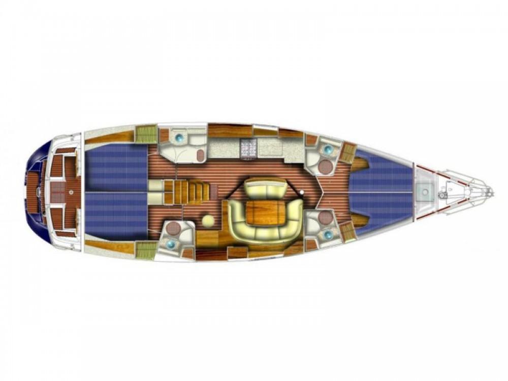 Boat rental Marmaris cheap Sun Odyssey 49