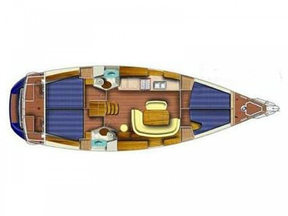 Sailboat for rent Marmaris at the best price