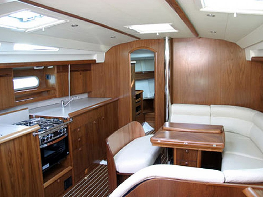 Rental yacht Marmaris - Jeanneau Sun Odyssey 45 on SamBoat