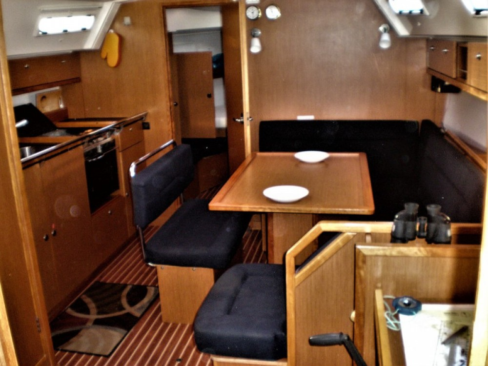Location bateau Leucade pas cher Cruiser 40