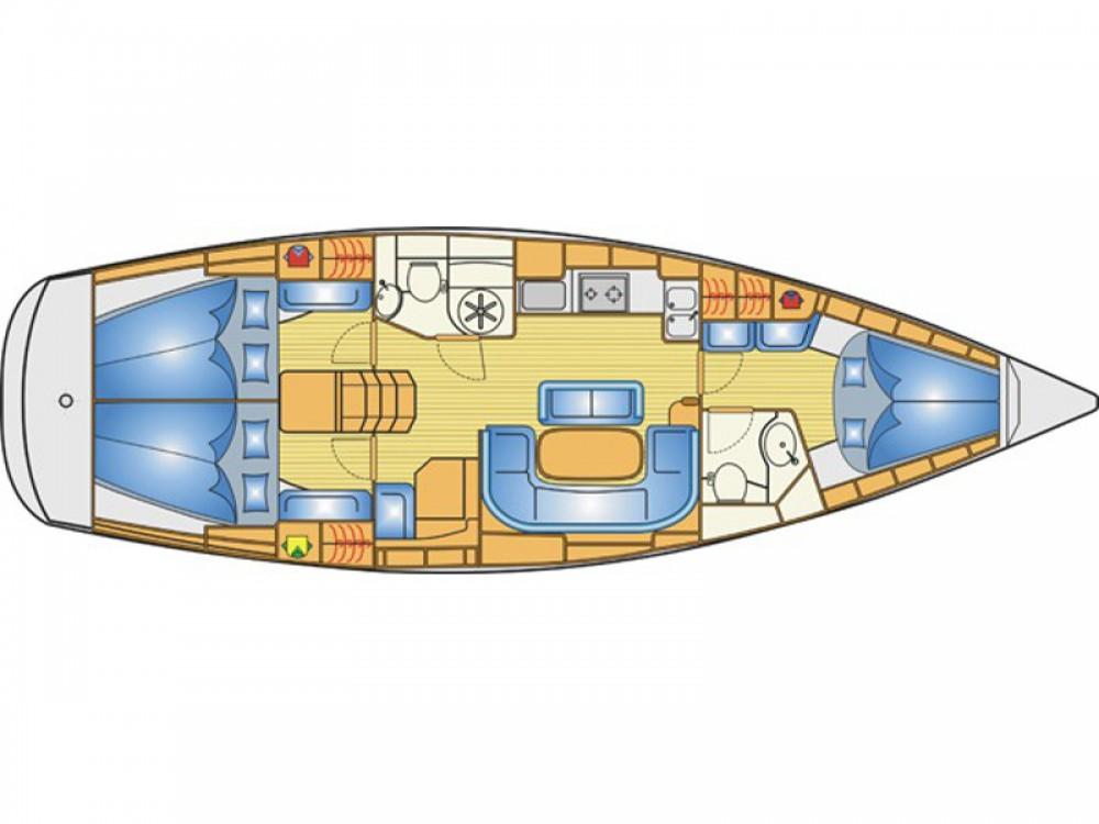 Location bateau Bavaria Cruiser 40 à Leucade sur Samboat