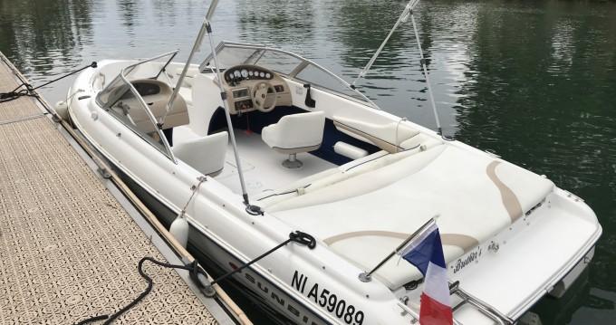 Louer Bateau à moteur avec ou sans skipper Sunbird à Mandelieu-la-Napoule