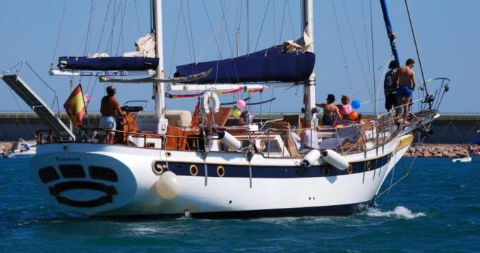 Louer Voilier avec ou sans skipper Formosa à Torrevieja
