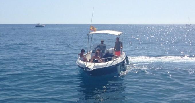 Location bateau Quicksilver Quicksilver 630 Commander à Torrevieja sur Samboat