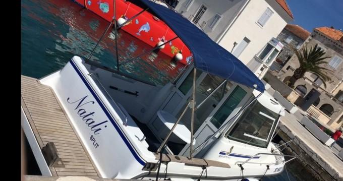 Location bateau Split pas cher Antares 600
