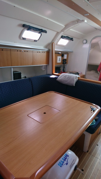 Poncin Yachts Harmony 38 between personal and professional Locmiquélic