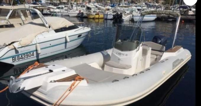 Location yacht à Portigliolo - Capelli Tempest 700 sur SamBoat