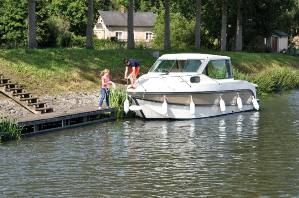 Location yacht à Sablé-sur-Sarthe - Nicols Primo sur SamBoat