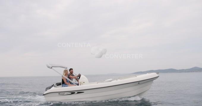 Location bateau Saint-Raphaël pas cher V160