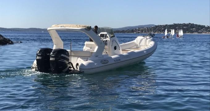 Location bateau Nuova Jolly Prince 28 WA à Cannes sur Samboat