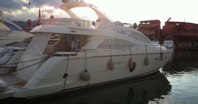 Location yacht à Furnari - Aicon 64 FLY sur SamBoat