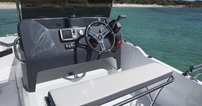 Rental Motor boat in Le Croisic - Bénéteau Flyer 5.5 SPACEdeck