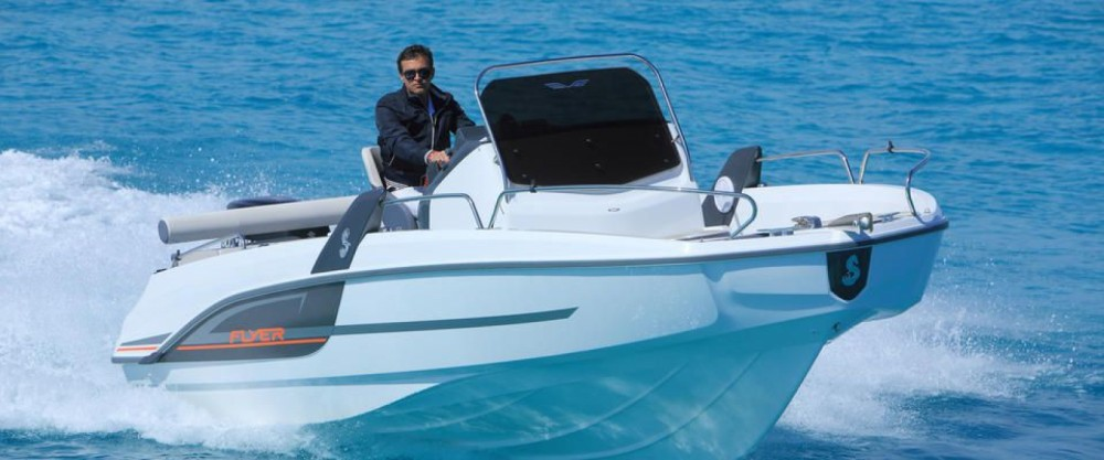 Louer Bateau à moteur avec ou sans skipper Bénéteau à Le Croisic