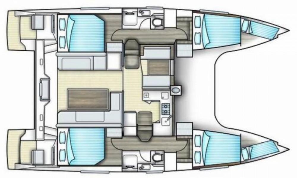 Location Catamaran à Phuket - Nautitech Nautitech 40