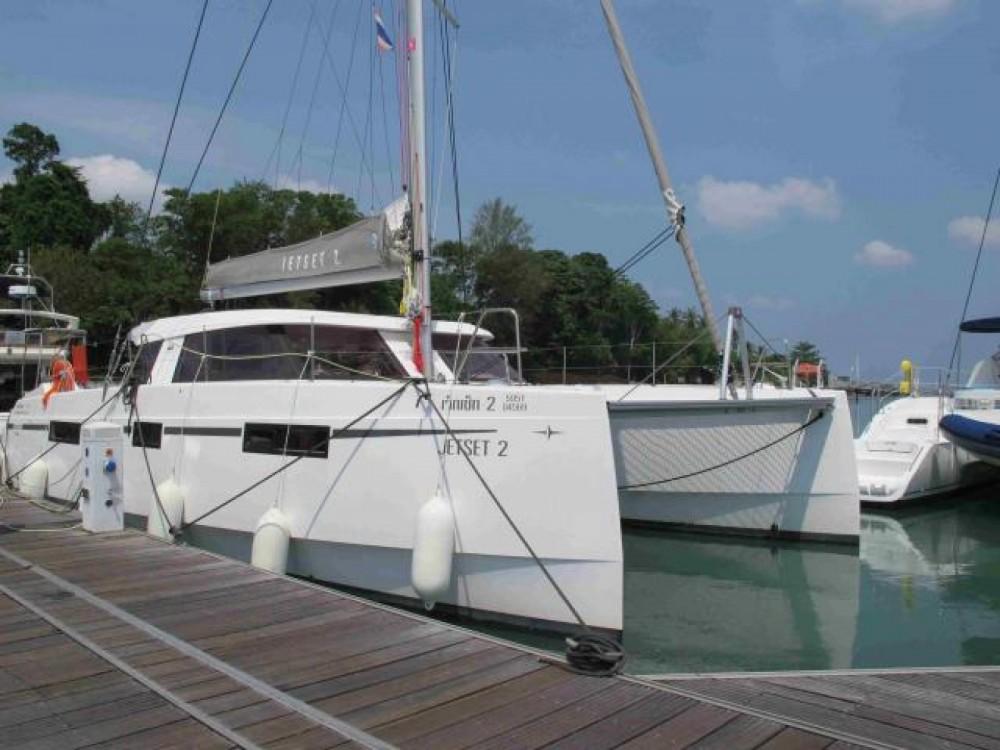 Location bateau Nautitech Nautitech 40 à Phuket sur Samboat