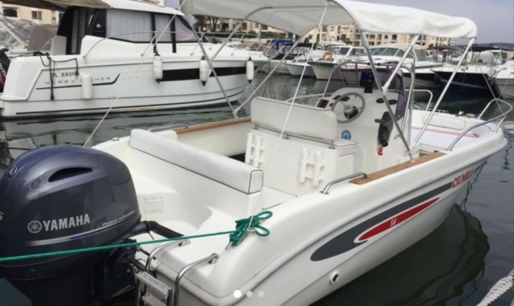 Motorboot mieten in Hyères - Selva Selva 560