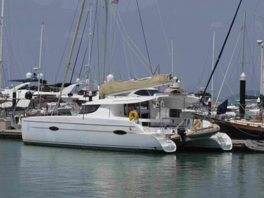 Location Catamaran à Phuket - Fountaine Pajot Lipari 41