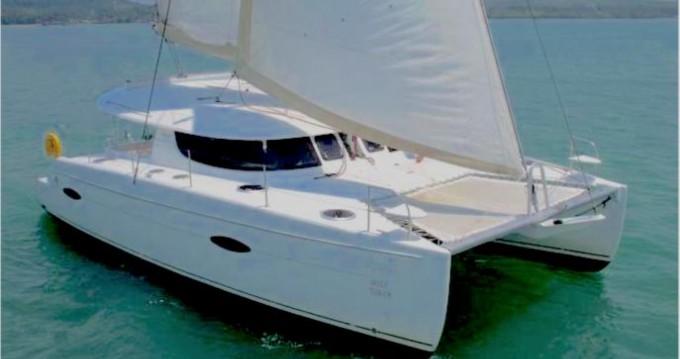 Location Catamaran à Phuket - Fountaine Pajot Lipari 41