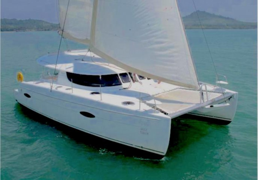 Location bateau Phuket pas cher Lipari 41