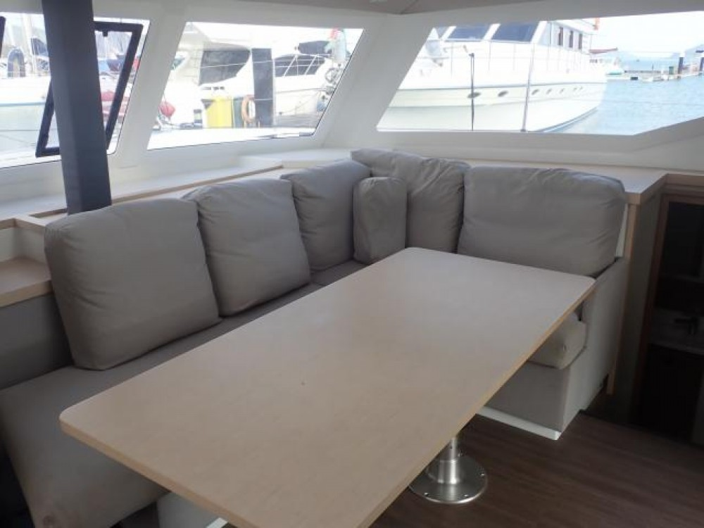 Location yacht à Phuket - Fountaine Pajot Lucia 40 sur SamBoat