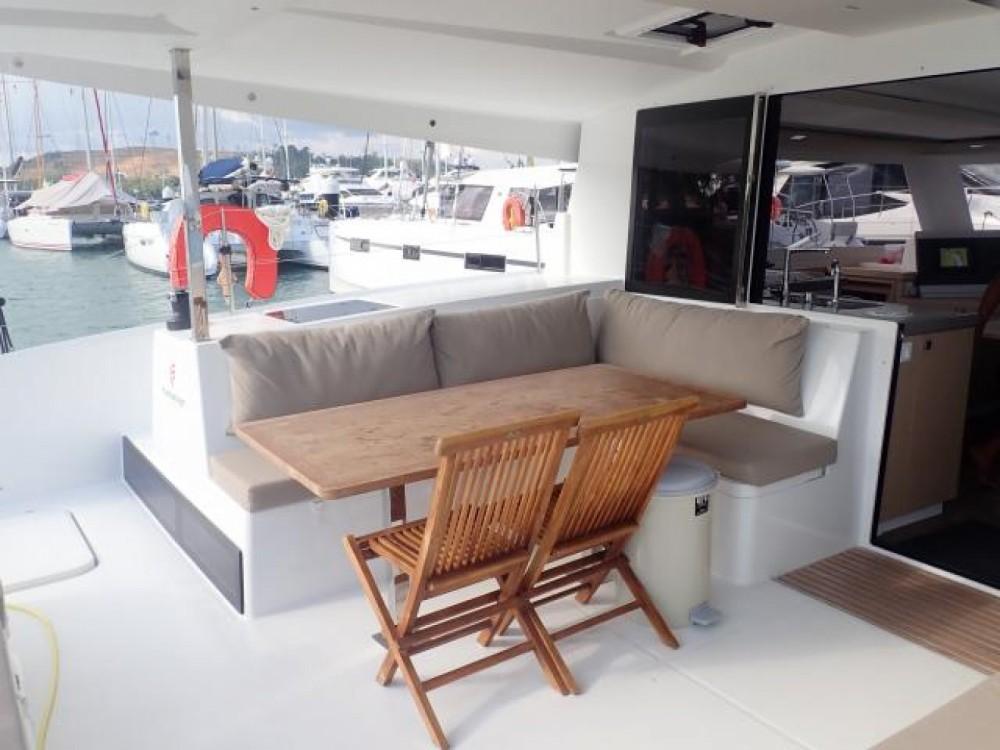 Location yacht à Phuket - Fountaine Pajot Lucia 40 sur SamBoat