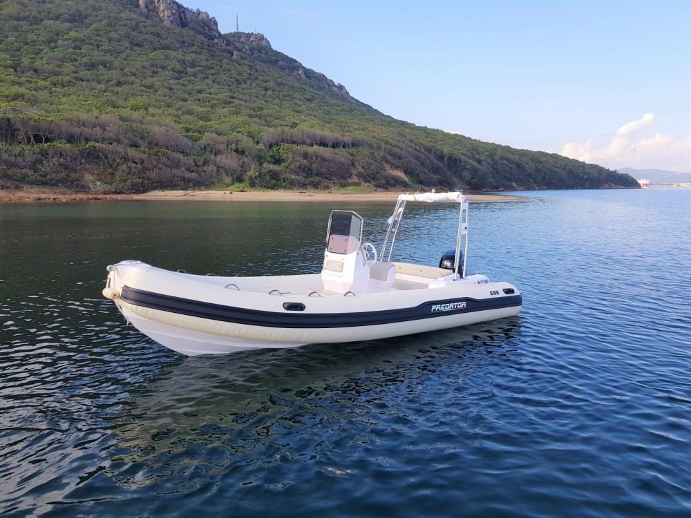 Location yacht à Porto-Vecchio - Italboats Predator 599 AS sur SamBoat