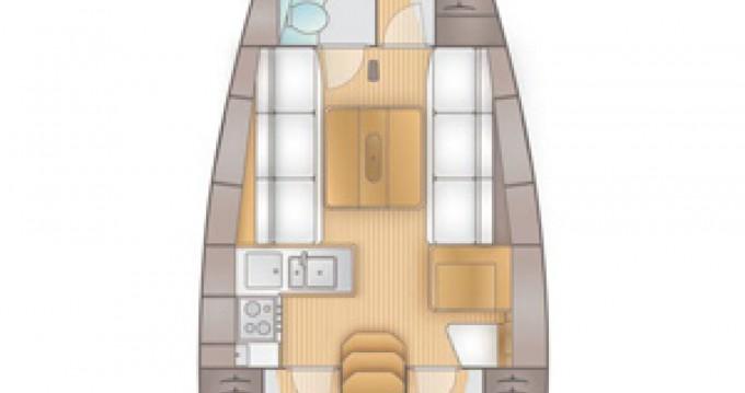 Location bateau Salona Salona 38 à Croatie sur Samboat