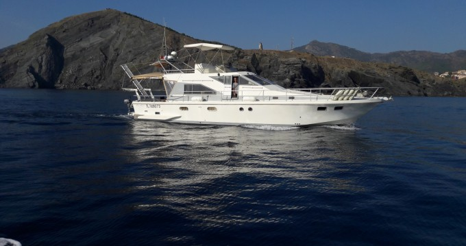 Hire Motor boat with or without skipper Guy Couach Canet-en-Roussillon