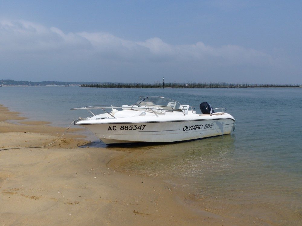 Yacht-Charter in Arcachon - Ocqueteau Olympic 565 auf SamBoat