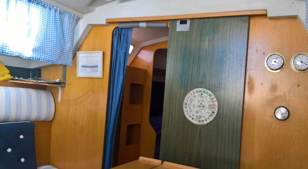 Boat rental Gassin cheap Aloa 27