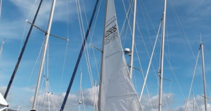 Hire Sailboat with or without skipper Aloa Gassin