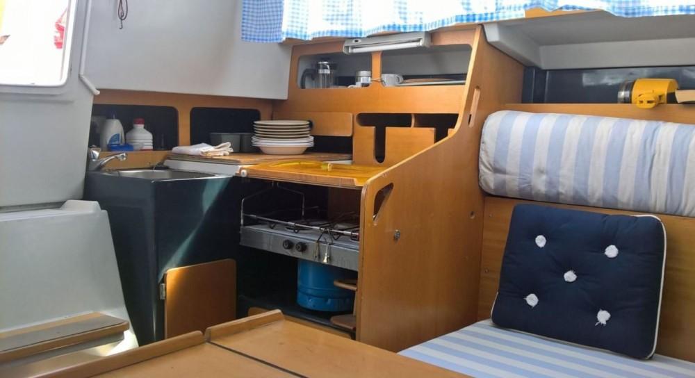 Boat rental Aloa Aloa 27 in Gassin on Samboat