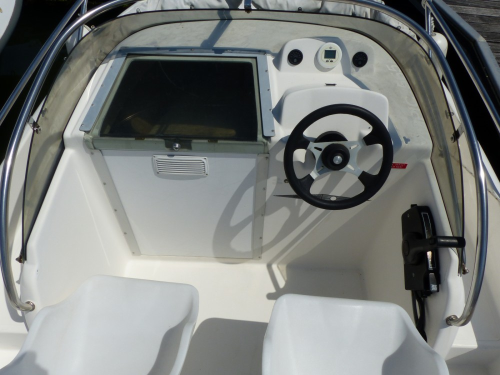 Location bateau Arcachon pas cher Olympic 565