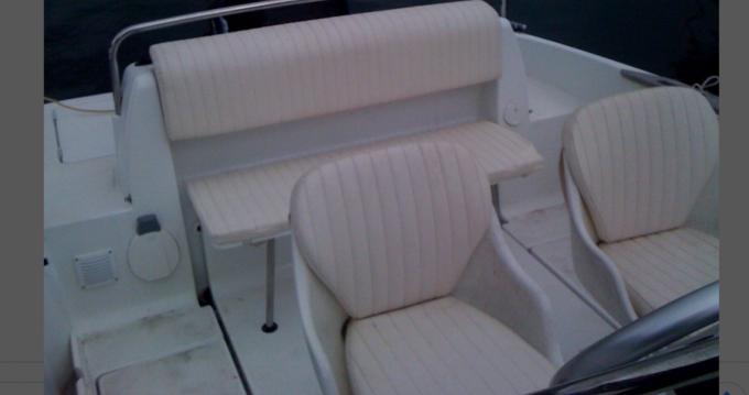 Verhuur Motorboot in Ajaccio - Bénéteau Open
