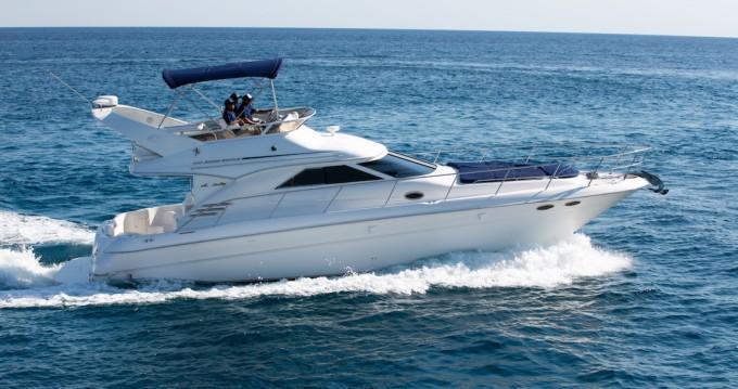 Louer Bateau à moteur avec ou sans skipper Sea Ray à Puerto Aventuras