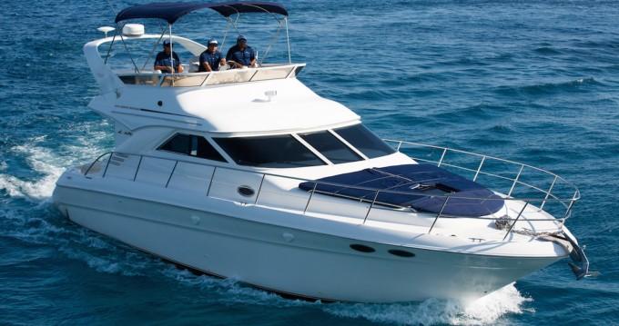 Louez un Sea Ray Sea Ray 400 Sedan à Puerto Aventuras